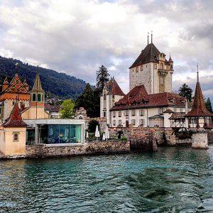 Швейцарский финансовый центр