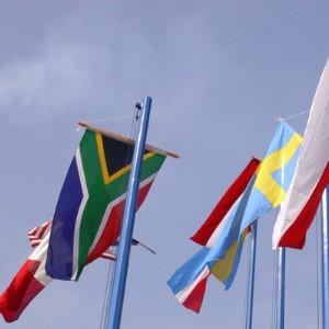 ОЭСР флаги