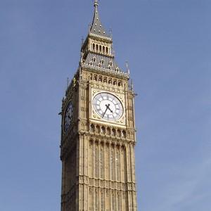 Большие часы Лондона